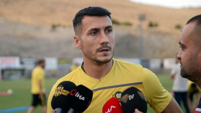 Adis Jahovic: Trabzonspor deplasmanında hedef en az 1 puan