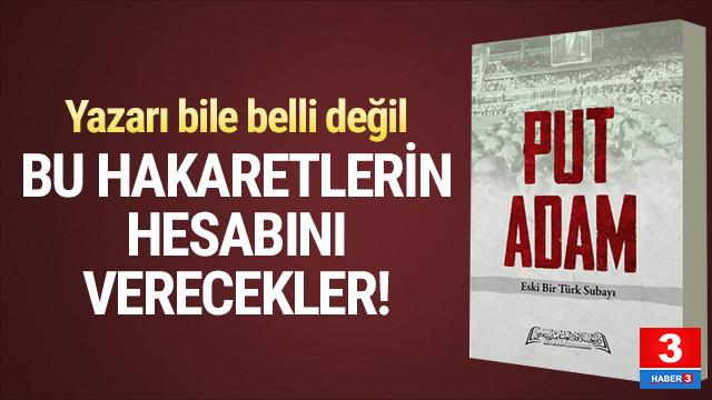 Atatürk'e hakaret yağdıran kitaba soruşturma