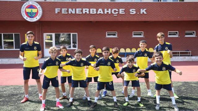 Fenerbahçe'den altyapısına 17 transfer