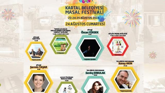 Kartal Belediyesi'nden Masal Gibi Bir Festival