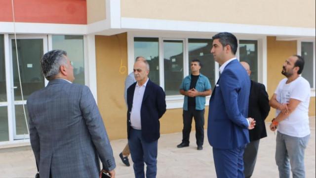 Mustafa Necati Etüt Merkezi ve Kız Yurdu açılıyor