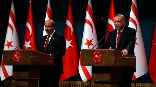 Erdoğan'dan Kılıçdaroğlu'na: ''Türk Bayrağı'nı da tanımıyor''
