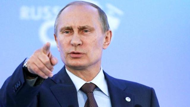 Putin orduya talimat verdi: Hazır olun !