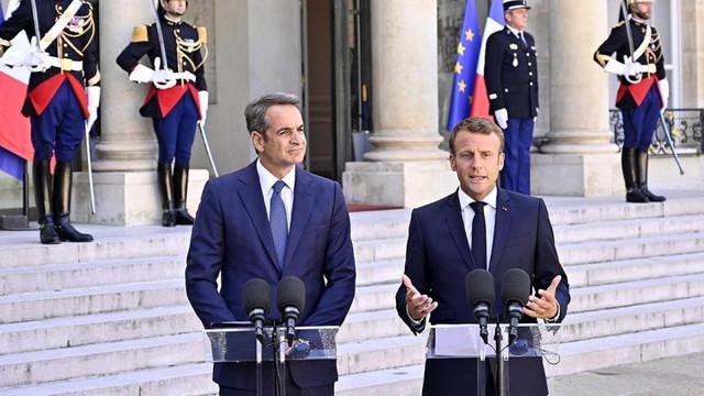 Fransa Cumhurbaşkanı'ndan Türkiye için skandal sözler