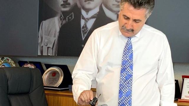 Belediye başkanının odasından dinleme cihazı çıktı
