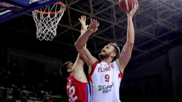 Türkiye 72 - 64 Porto Riko (Atlas Turnuvası)
