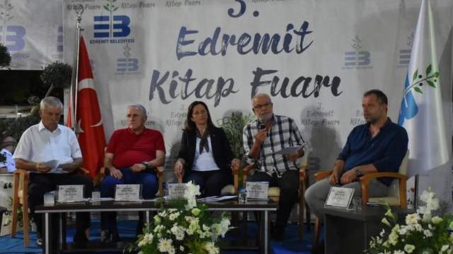 Kılıçdaroğlu bugün Edremit Kitap Fuarı'nda