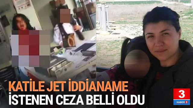 Emine Bulut'un katili için jet iddianame ! İstenen ceza belli oldu