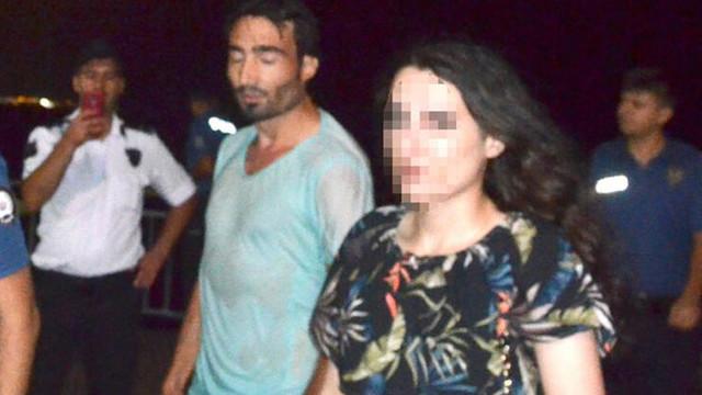 İstanbul'da çılgın aşık alarmı! Herkes onu ararken yüzerek geri geldi