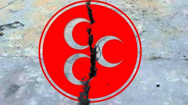 MHP'de İyi Parti krizi toplu istifa getirdi