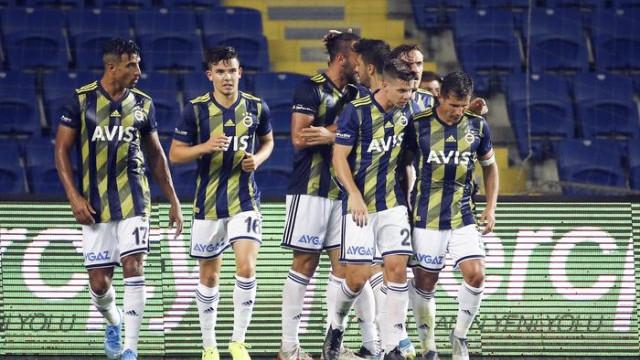 Başakşehir 1- 2 Fenerbahçe (Süper Lig)