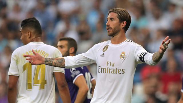 Real Madrid 1 - 1 Valladolid (La Liga)