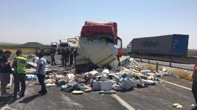 Mardin'de feci kaza ! Ortalık savaş alanına döndü