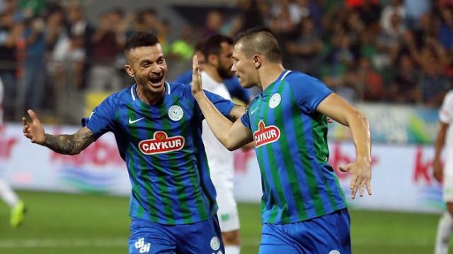 Çaykur Rizespor 2 - 1 Sivasspor