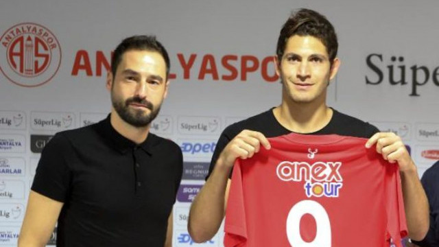 Gustavo Blanco Leschuk, Antalyaspor'da