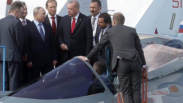 Türkiye Rusya'dan savaş uçağı alıyor