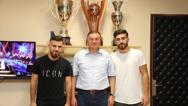 Hatayspor, Fenerbahçe'den Samet Karakoç ve Abdurrahman Canlı'yı transfer etti