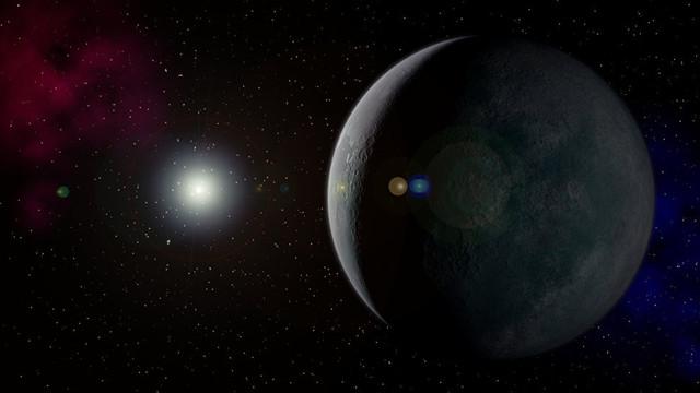 Yeni bir güneşin yörüngesinde bir gezegen keşfedildi