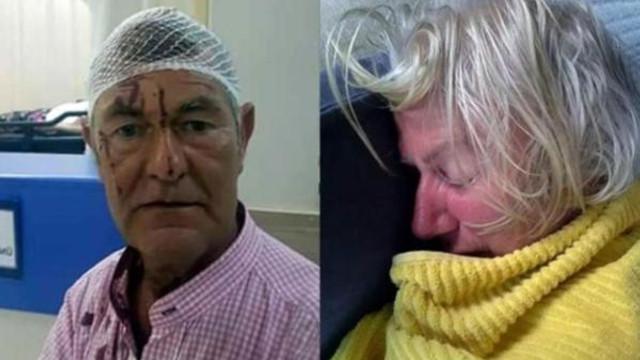 Yazlıkta dehşet! Komşuları yaşlı çifti öldüresiye dövdü