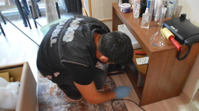 İstanbul'un 8 ilçesinde operasyon: 20 gözaltı