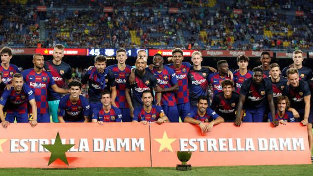 Arsenal'i 2-1 yenen Barcelona, Gamper Kupası'nı kazandı