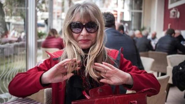 Kadın savaş muhabiri Burbuçe Ruşiti vefat etti