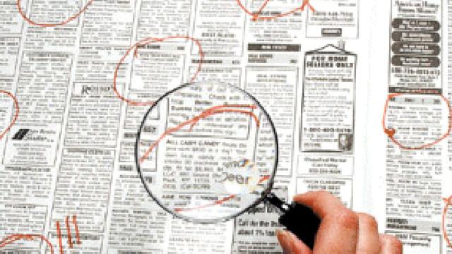 Gazetelerdeki o iş ilanları için ağır ceza !