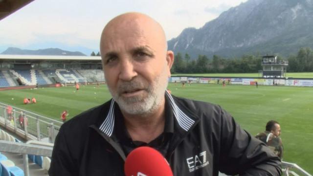 Hasan Çavuşoğlu: Ligi ilk 10'da bitirirsek çok iyi