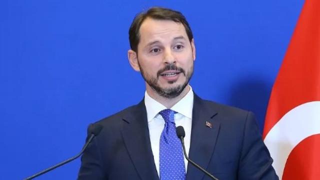 Hazine Bakanı Albayrak'tan kredi desteği açıklaması