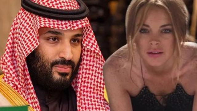 Lindsay Lohan ile Prens Selman aşk mı yaşıyor ?
