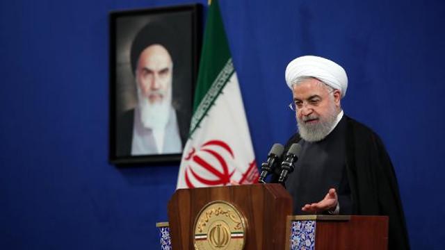 Ruhani: ABD yaptırımları insanlık suçu
