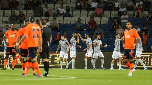 Medipol Başakşehir 0 - 1 Olympiakos (Şampiyonlar Ligi 3. ön eleme turu)