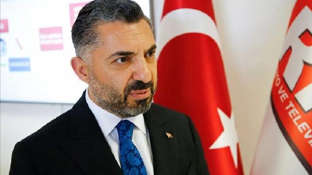 RTÜK Başkanı ''internete sansürü'' böyle savundu