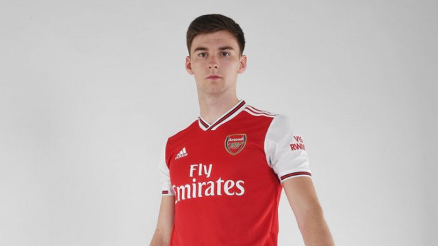 Arsenal, Kieran Tierney'yi kadrosuna kattı