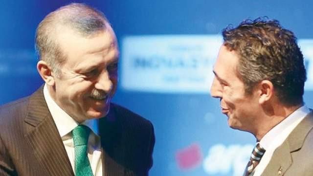 Erdoğan Fenerbahçe Yüksek Divan Kurulu üyesi oluyor