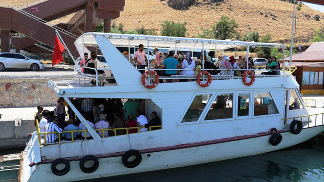 İranlı turistler Türkiye'ye akın etti
