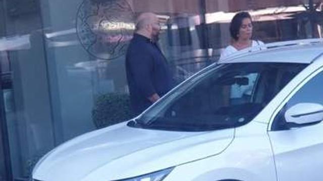 MasterChef'in ünlü jürisi Somer Sivrioğlu yasak aşkıyla yakalandı