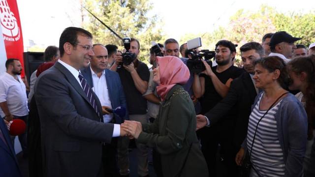 Ekrem İmamoğlu: Bayramda İstanbul sokaklarında olacağım