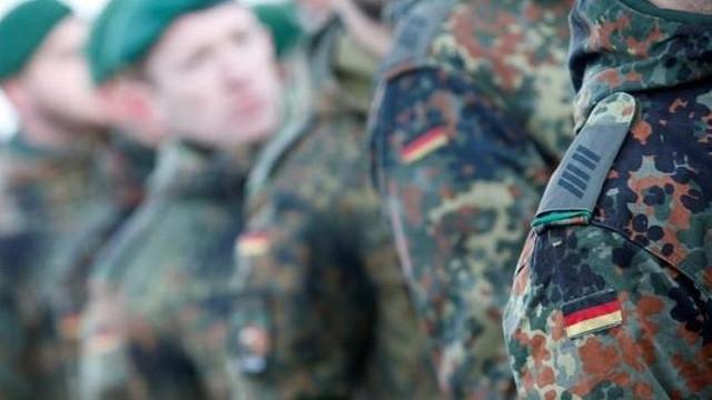 Alman askeri polisin gözaltına alınma nedeni ortaya çıktı