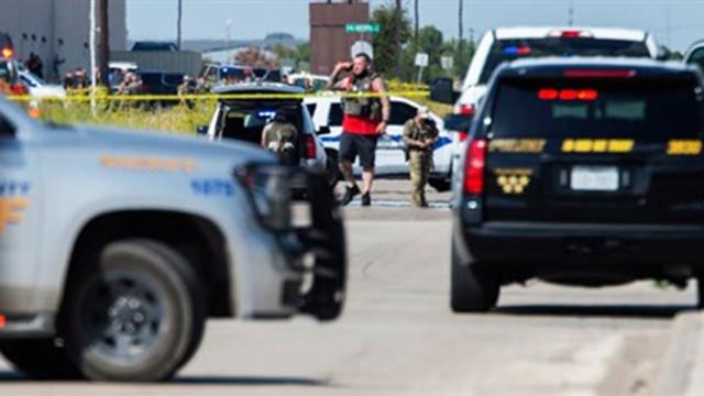 Teksas'ta silahlı saldırı: 5 ölü, 21 yaralı