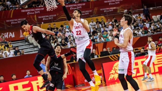 Türkiye 86 - 67 Japonya (2019 FIBA Dünya Kupası)