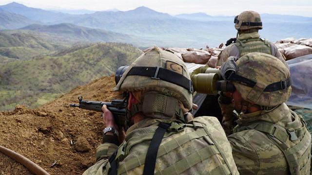 PKK'ya ağır darbe! 3 hain daha öldürüldü