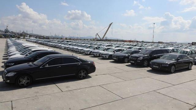 AK Parti'nin İBB'ye sorduğu ''lüks araçlar'' bulundu !