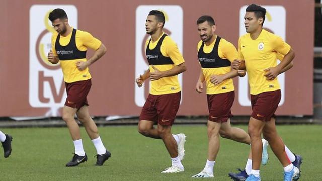 Galatasaray hız kesmiyor