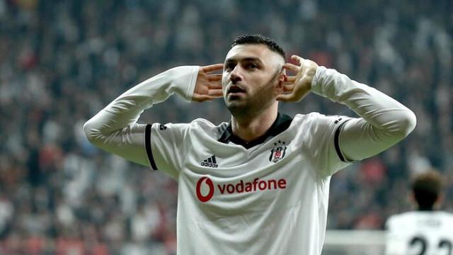 Beşiktaş'ta Burak Yılmaz koşulara başladı