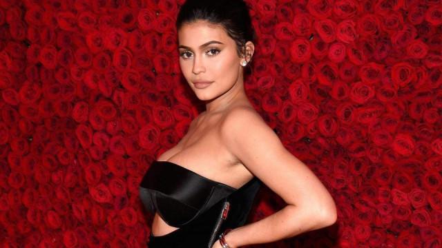 Kylie Jenner'ın çırılçıplak tatili
