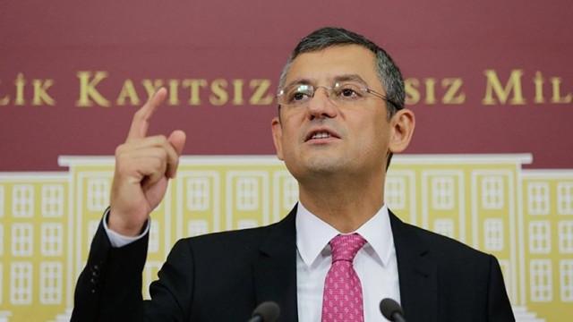 CHP'den dikkat çeken Bülent Arınç önerisi