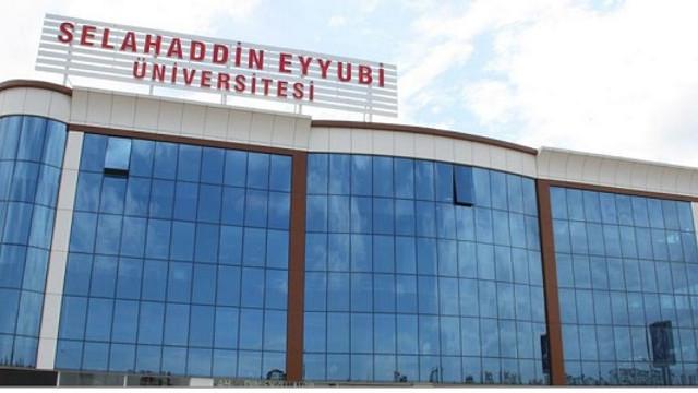 Selahaddin Eyyubi Üniversitesi'nde değeri 10 milyon liralık malzeme kayıp