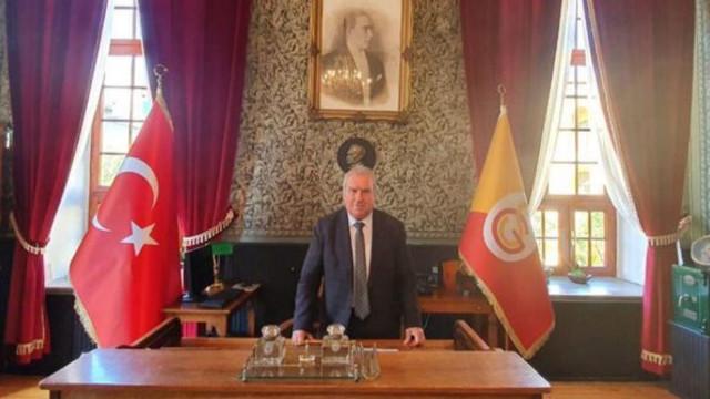 Galatasaray Lisesi'nin Fenerbahçeli müdürü istifa etti