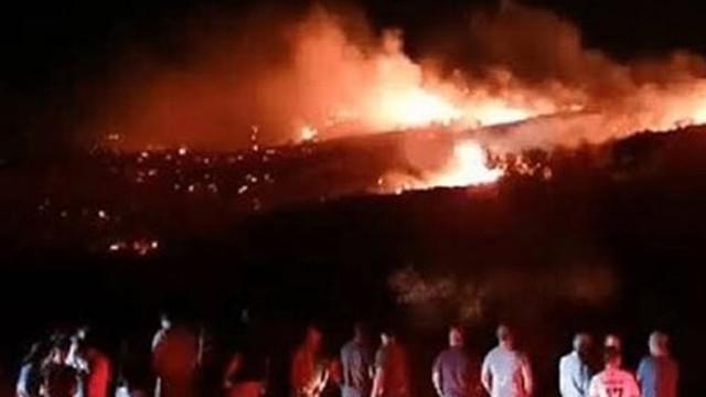 KKTC'de askeri bölgede peş peşe patlama!